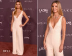 Annabelle Wallis In Christian Dior - 2017 LACMA Art + Film Gala