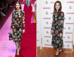 Anne Hathaway In Dolce & Gabbana - The Children's Monologues