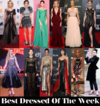Who Was Your Best Dressed This Week?