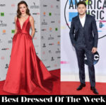 Best Dressed Of The Week - Italia Ricci In Mac Duggal & Viola Davis In Michael Kors Collection