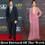 Best Dressed Of The Week - Dakota Johnson in Gucci & Zoe Saldana in Gucci
