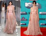 Camila Cabello In Ralph & Russo - 2017 MTV EMAs