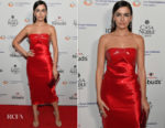 Camilla Belle In Ralph Lauren - The Fred Hollows Foundation Gala Dinner