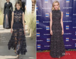 Carey Mulligan In Christian Dior Couture - 2017 Gotham Independent Film Awards