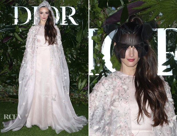 Charlotte Le Bon In Christian Dior Couture - Dior Ball