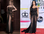 Demi Lovato In Ester Abner - 2017 American Music Awards