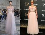 Diane Kruger In Giambattista Valli Couture - 2017 Bambi Awards