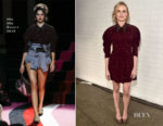 Diane Kruger In Miu Miu - Indie Contenders Roundtable