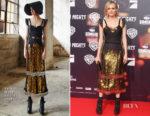Diane Kruger In Vera Wang - 'In the Fade' ('Aus dem Nichts') Hamburg Premiere