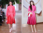 Fan Bingbing In Valentino - De Beers Commercial Event