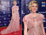 Greta Gerwig In Gucci - 2017 Gotham Independent Film Awards