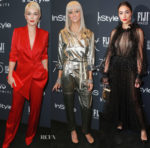 HFPA and Instyle Celebration of the 2018 Golden Globe Awards Red Carpet Roundup