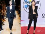Hailee Steinfeld In Mugler & Nicolas Jebran Couture - 2017 American Music Awards