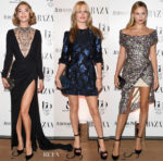 Harper's Bazaar Women Of The Year Awards 2017 Red Carpet Roundup