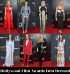 Who Was Your Best Dressed At The 2017 Hollywood Film Awards?