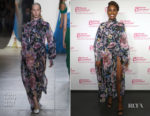 Issa Rae In Prabal Gurung - Planned Parenthood Advocacy Project