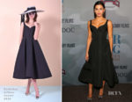 Jenna Dewan Tatum In Christian Siriano -'War Dog: A Soldiers Best Friend' LA Premiere