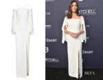 Jennifer Garner's Roland Mouret Cheverley Gown