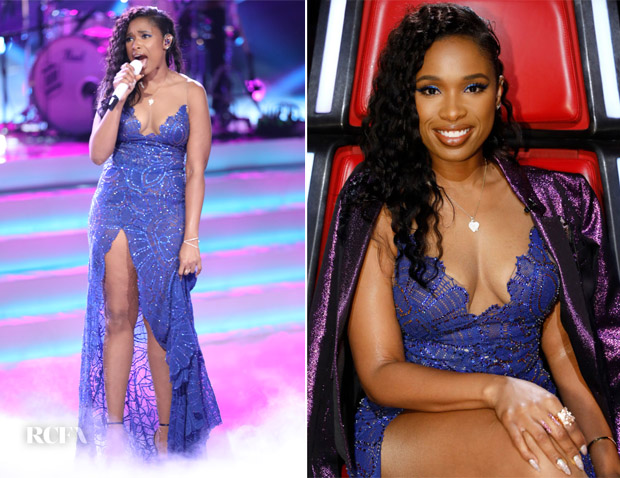 Jennifer Hudson In Martha Medeiros - The Voice