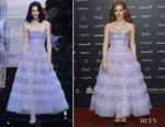 Jessica Chastain In Armani Privé - 54th Golden Horse Awards Ceremony
