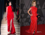 Juno Temple In Monse - 9th Annual Governors Awards
