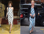 Kate Bosworth In Antonio Marras - The Today Show
