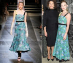 Kate Bosworth In Erdem - PORTER Incredible Women Gala