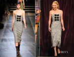 Kate Bosworth In Erdem - The Late Late Show with James Corden