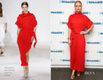 Kate Bosworth In Victoria Beckham - SiriusXM