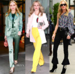 Kate Bosworth's 'Long Road Home' New York Promo Tour