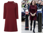 Kate Middleton's Goat Eloise Tunic Dress