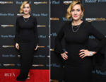 Kate Winslet In Tom Ford - 'Wonder Wheel' New York Screening