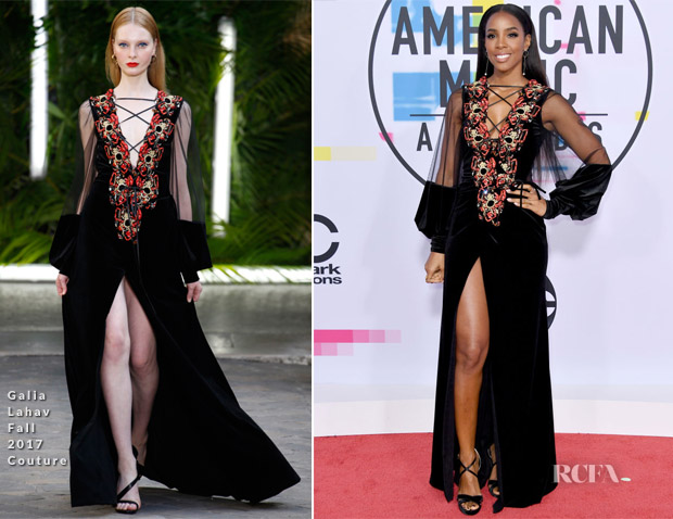 Kelly Rowland In Galia Lahav Couture - 2017 American Music Awards