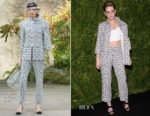 Kristen Stewart In Chanel - Museum of Modern Art Film Benefit: A Tribute to Julianne Moore