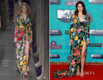 Lana Del Rey In Gucci - 2017 MTV EMAs