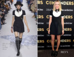 Margot Robbie In Christian Dior - Deadline Contenders Festival