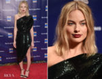 Margot Robbie In Saint Laurent - 2017 Gotham Independent Film Awards