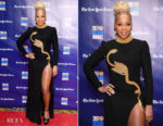Mary J Blige In Temraza - 2017 Gotham Independent Film Awards