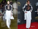 Mary J. Blige In Zuhair Murad Couture - 2017 Hollywood Film Awards