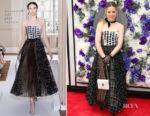 Melissa George In Schiaparelli Couture - Derby Day