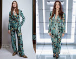 Millie Brady In Blumarine - The Perception at W London Launch