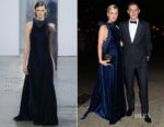 Nicky Hilton Rothschild In Carolina Herrera - New York Public Library 2017 Library Lions Gala