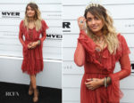Paris Jackson In Morrison - Emirates Melbourne Cup Day