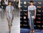 Paz Vega In Paco Rabanne - Los 40 Music Awards