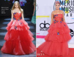 Pink In Monique Lhuillier - 2017 American Music Awards