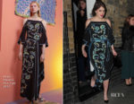 Princess Eugenie of York In Peter Pilotto - Chiltern Fire House