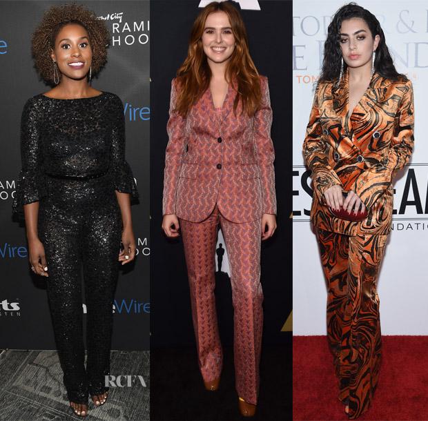 End Of The Week Red Carpet Roundup Red Carpet Fashion Awards