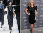 Reese Witherspoon In Giorgio Armani - WSJ Magazine 2017 Innovator Awards