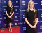 Reese Witherspoon In Oscar de la Renta - 2017 Gotham Independent Film Awards