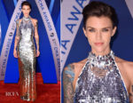 Ruby Rose In August Getty Atelier - 2017 CMA Awards